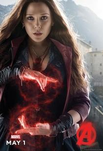 Vingadores: Era de Ultron - Poster / Capa / Cartaz - Oficial 27