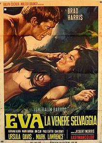 Eva, A Vênus Selvagem - Poster / Capa / Cartaz - Oficial 1
