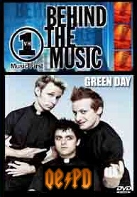 Behind The Music - Green Day - Poster / Capa / Cartaz - Oficial 1