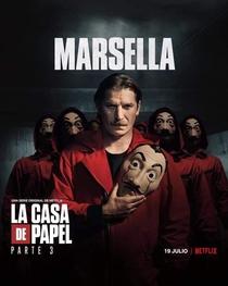 La Casa de Papel (Parte 3) - Poster / Capa / Cartaz - Oficial 4