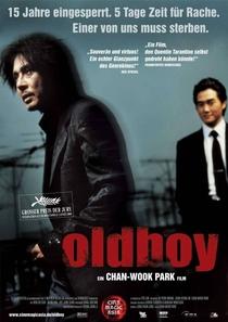 Oldboy - Poster / Capa / Cartaz - Oficial 10