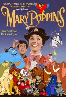 Mary Poppins - Poster / Capa / Cartaz - Oficial 6