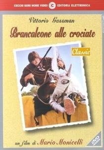 Brancaleone nas Cruzadas - Poster / Capa / Cartaz - Oficial 2