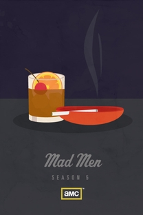 Mad Men (5ª Temporada) - Poster / Capa / Cartaz - Oficial 2