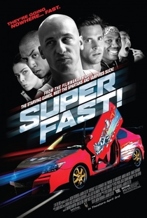 Super Velozes, Mega Furiosos - Poster / Capa / Cartaz - Oficial 1