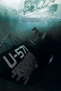 U-571 - A Batalha do Atlântico - Poster / Capa / Cartaz - Oficial 1