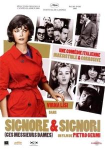 Confusões à Italiana - Poster / Capa / Cartaz - Oficial 1
