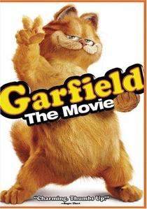 Garfield: O Filme - Poster / Capa / Cartaz - Oficial 7