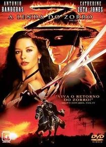 A Lenda do Zorro - Poster / Capa / Cartaz - Oficial 3