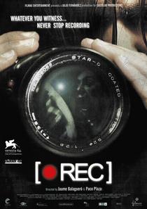 [REC] - Poster / Capa / Cartaz - Oficial 7