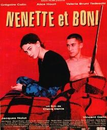 Nenette e Boni - Poster / Capa / Cartaz - Oficial 1