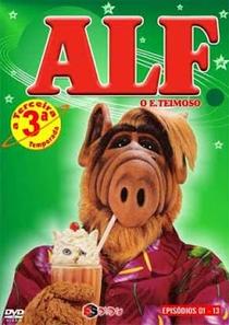 ALF, o ETeimoso (3ª Temporada) - Poster / Capa / Cartaz - Oficial 3