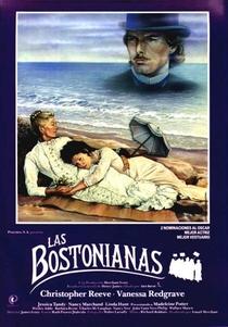 Os Bostonianos - Poster / Capa / Cartaz - Oficial 5