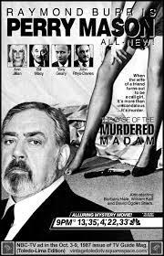 Perry Mason: O caso da senhora assassinada - Poster / Capa / Cartaz - Oficial 2