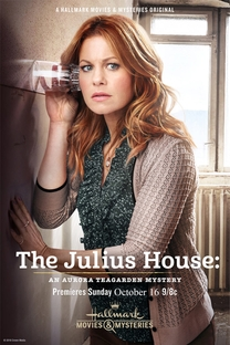 Um Mistério de Aurora Teagarden: A Casa Dos Julius - Poster / Capa / Cartaz - Oficial 1