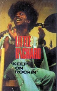Little Richard - Keep on Rockin - Poster / Capa / Cartaz - Oficial 1
