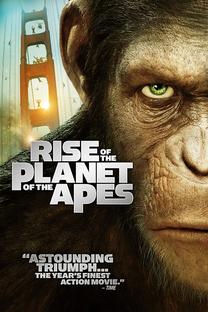 Planeta dos Macacos: A Origem - Poster / Capa / Cartaz - Oficial 4