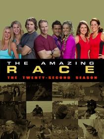 The Amazing Race (22ª Temporada)  - Poster / Capa / Cartaz - Oficial 1