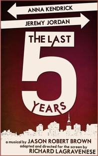 Os Últimos 5 Anos - Poster / Capa / Cartaz - Oficial 2