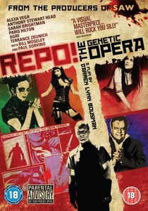 Repo! The Genetic Opera - Poster / Capa / Cartaz - Oficial 4