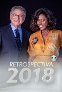 Retrospectiva 2018 (Rede Globo) - Poster / Capa / Cartaz - Oficial 1