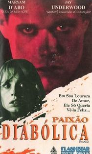 Paixão Diabólica - Poster / Capa / Cartaz - Oficial 2