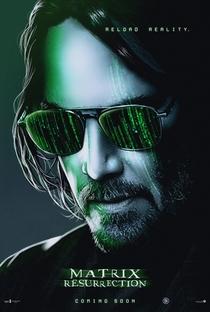 Matrix 4 - Poster / Capa / Cartaz - Oficial 3