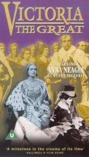 A Rainha Vitória - Poster / Capa / Cartaz - Oficial 1
