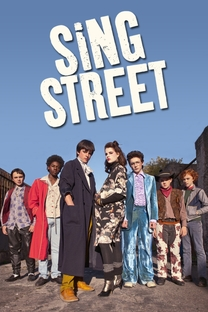 Sing Street – Música e Sonho - Poster / Capa / Cartaz - Oficial 3