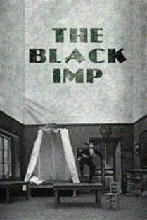 O Diabo Negro - Poster / Capa / Cartaz - Oficial 1