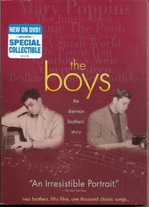 The Boys: The Sherman Brothers' Story - Poster / Capa / Cartaz - Oficial 1