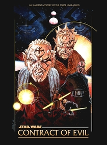 Star Wars - Contract of Evil - Poster / Capa / Cartaz - Oficial 1