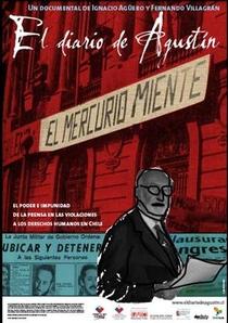 El diário de Agustin - Poster / Capa / Cartaz - Oficial 1