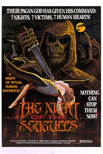 La Noche de las Gaviotas - Poster / Capa / Cartaz - Oficial 6