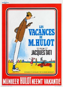 As Férias do Sr. Hulot - Poster / Capa / Cartaz - Oficial 5