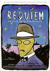 Réquiem - Um Encontro Com Fernando Pessoa - Poster / Capa / Cartaz - Oficial 1