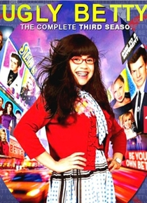 Ugly Betty (3ª Temporada) - Poster / Capa / Cartaz - Oficial 2