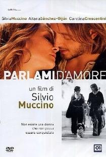 Parlami  d'amore - Poster / Capa / Cartaz - Oficial 1
