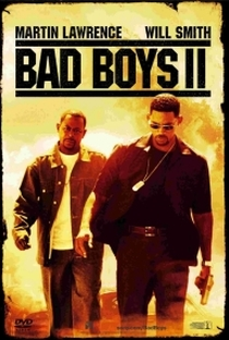 Bad Boys II - Poster / Capa / Cartaz - Oficial 2