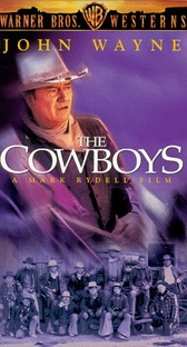 Os Cowboys - Poster / Capa / Cartaz - Oficial 4