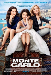Monte Carlo - Poster / Capa / Cartaz - Oficial 1