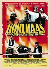 kohlhaas_ou a proporção dos meios - Poster / Capa / Cartaz - Oficial 1