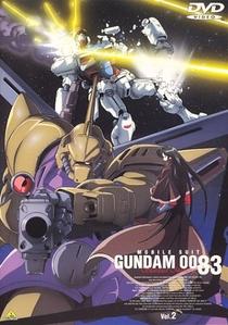 Mobile Suit Gundam 0083: Stardust Memory - Poster / Capa / Cartaz - Oficial 4