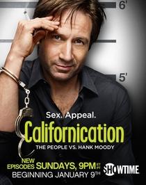 Californication (4ª Temporada) - Poster / Capa / Cartaz - Oficial 1