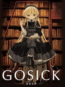 Gosick - Poster / Capa / Cartaz - Oficial 3