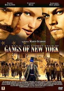 Gangues de Nova York - Poster / Capa / Cartaz - Oficial 3