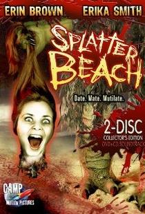 Splatter Beach - Poster / Capa / Cartaz - Oficial 1
