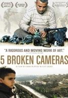 Cinco Câmeras Quebradas