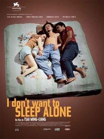 Eu Não Quero Dormir Sozinho - Poster / Capa / Cartaz - Oficial 2