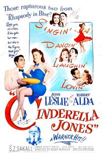 Cinderella Jones - Poster / Capa / Cartaz - Oficial 1